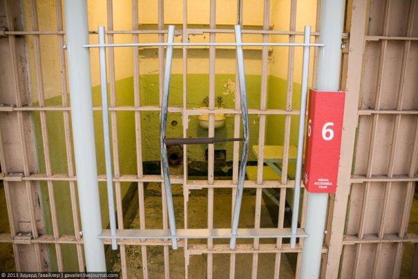 Необычная экскурсия - в легендарную тюрьму Алькатрас! - №17