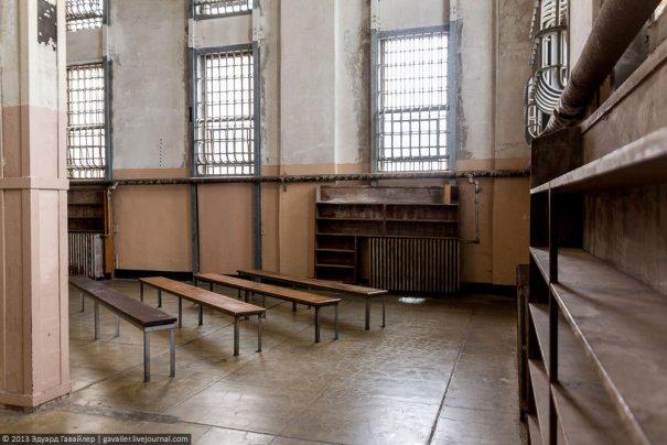 Необычная экскурсия - в легендарную тюрьму Алькатрас! - №23