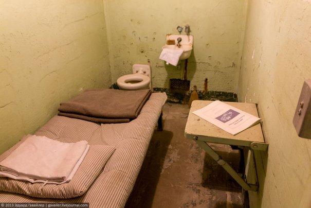 Необычная экскурсия - в легендарную тюрьму Алькатрас! - №29