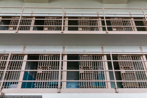 Необычная экскурсия - в легендарную тюрьму Алькатрас! - №31