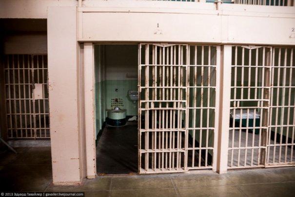 Необычная экскурсия - в легендарную тюрьму Алькатрас! - №32