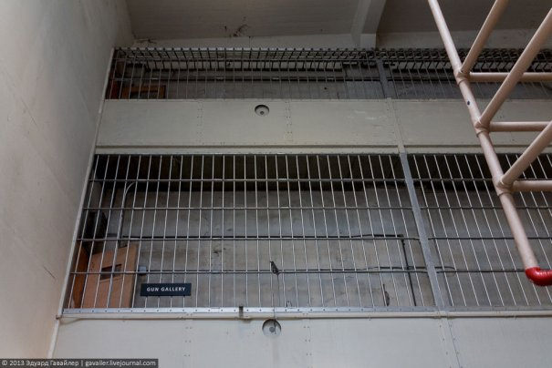 Необычная экскурсия - в легендарную тюрьму Алькатрас! - №39
