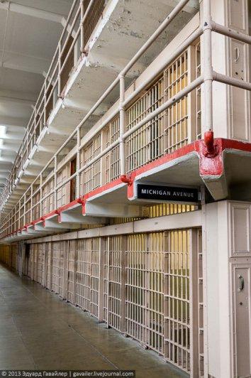 Необычная экскурсия - в легендарную тюрьму Алькатрас! - №40