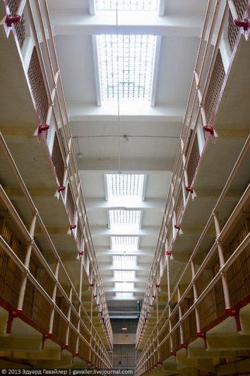 Необычная экскурсия - в легендарную тюрьму Алькатрас! - №41
