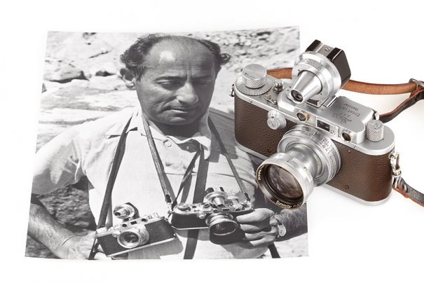 Фото камера Leica продана за $150 000 - №3