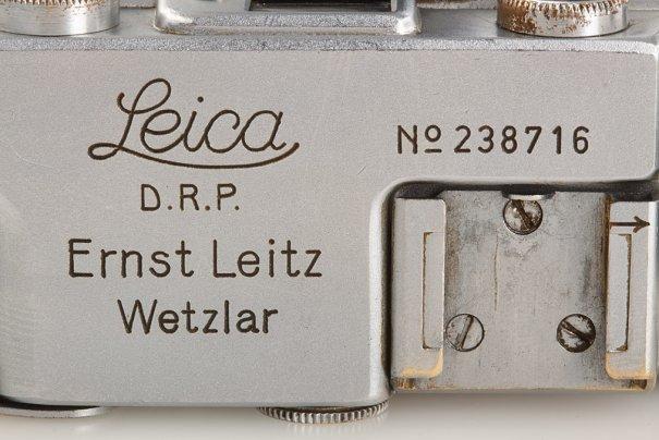 Фото камера Leica продана за $150 000 - №6