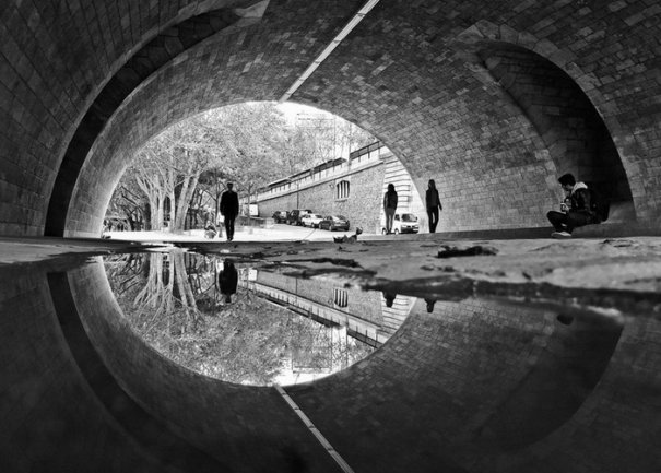 Джоанна Леманска - Яркие работы современного стрит фото жанра - №1
