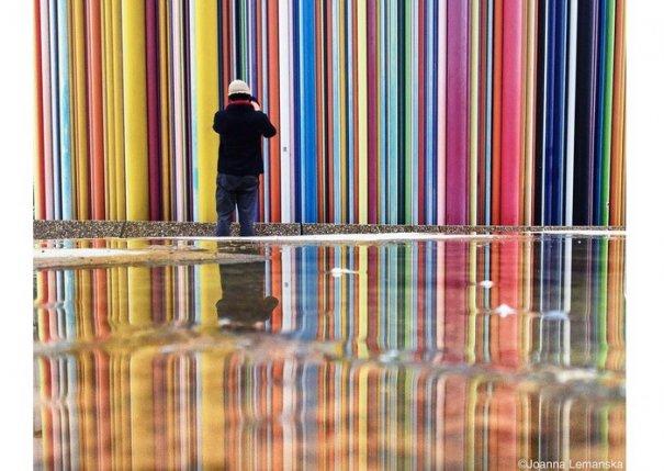 Джоанна Леманска - Яркие работы современного стрит фото жанра - №2