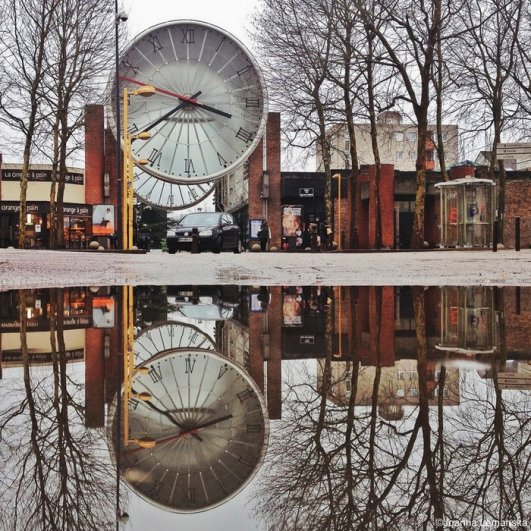 Джоанна Леманска - Яркие работы современного стрит фото жанра - №4
