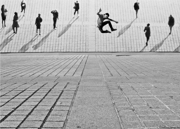 Джоанна Леманска - Яркие работы современного стрит фото жанра - №12