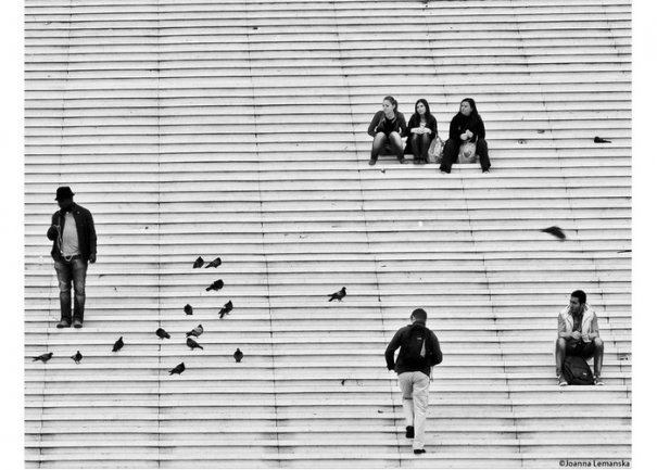 Джоанна Леманска - Яркие работы современного стрит фото жанра - №14
