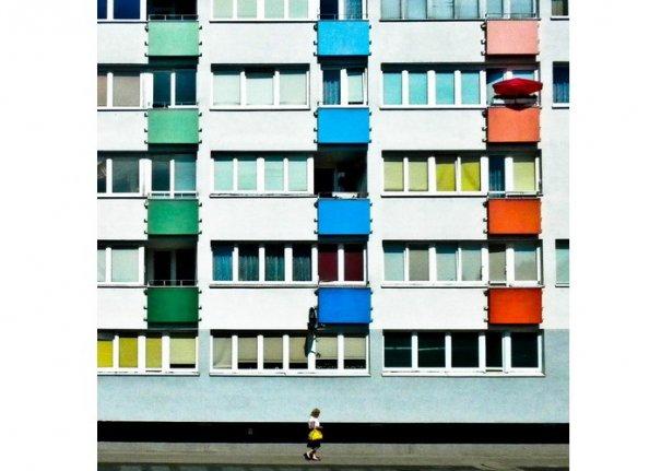 Джоанна Леманска - Яркие работы современного стрит фото жанра - №16