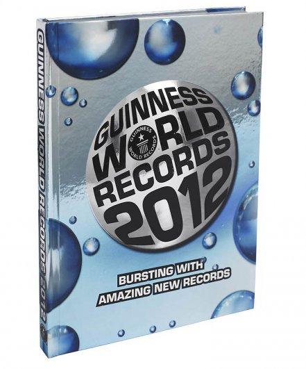 книга рекордов 2012