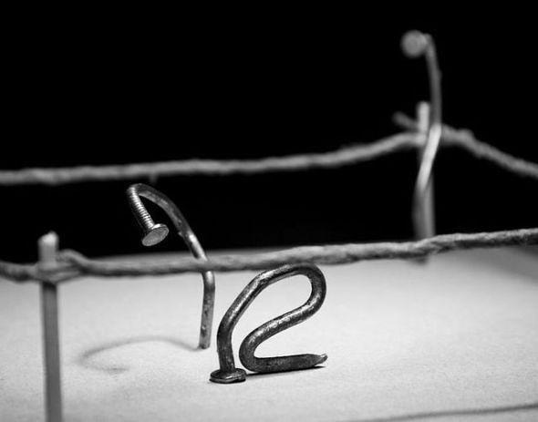 Жизнь гвоздей в фотографиях - №14