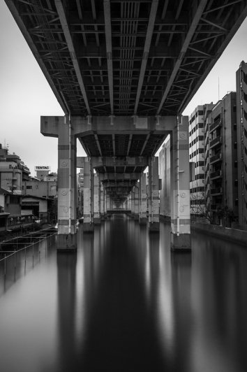 Фото жанр художественного минимализма в работах Хидетака Онояма - №21