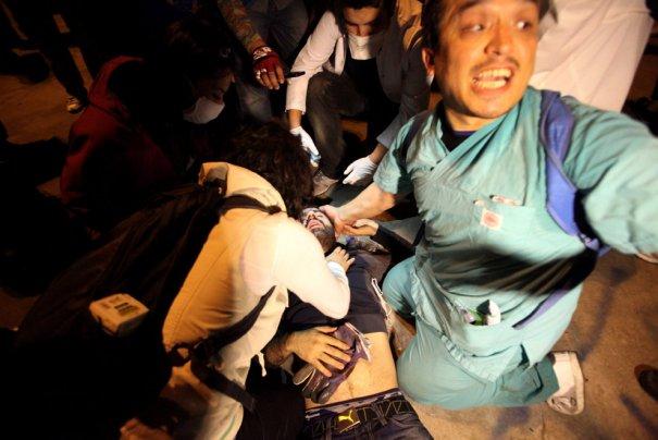 Новости в фотографиях - Массовые протесты в Турции - №5