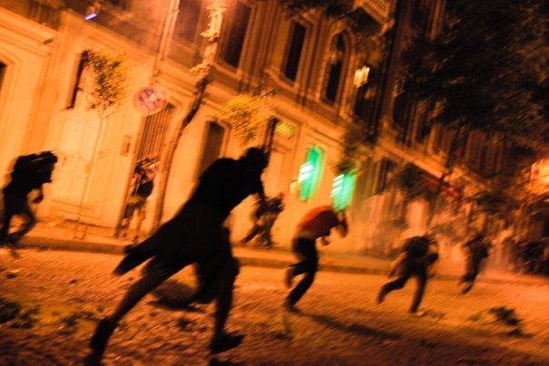 Новости в фотографиях - Массовые протесты в Турции - №6