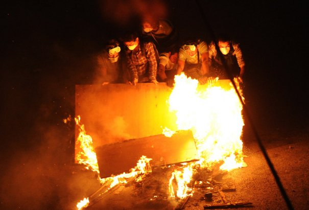 Новости в фотографиях - Массовые протесты в Турции - №20