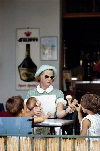 Образ жизни богатых и знаменитых 50-60 гг. - №21
