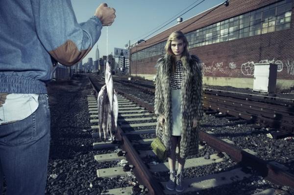 модные женские фото