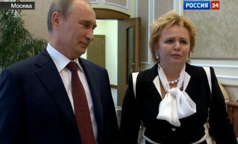 Развод Путина с женой - взгляд с разных сторон - №2