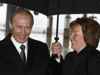 Развод Путина