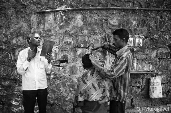 33 лучших примера черно-белых уличных фото - №2