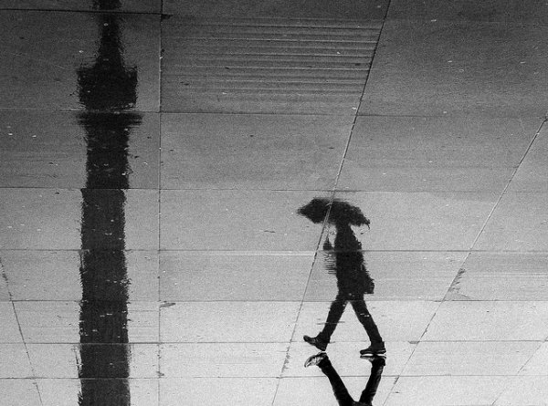 33 лучших примера черно-белых уличных фото - №6