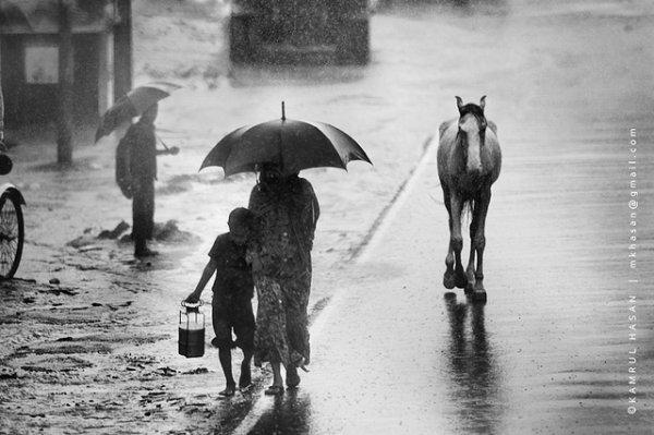 33 лучших примера черно-белых уличных фото - №9