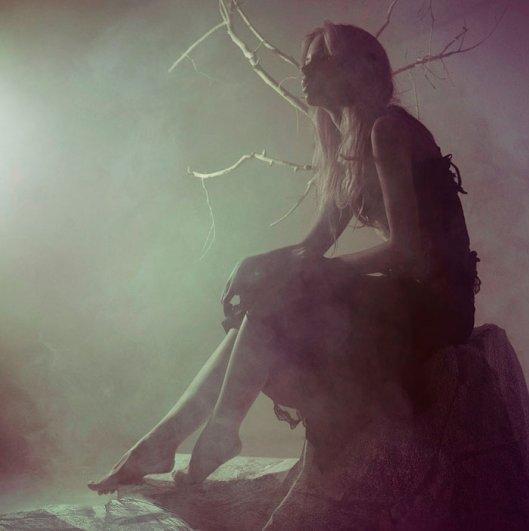 фото девушки портрет