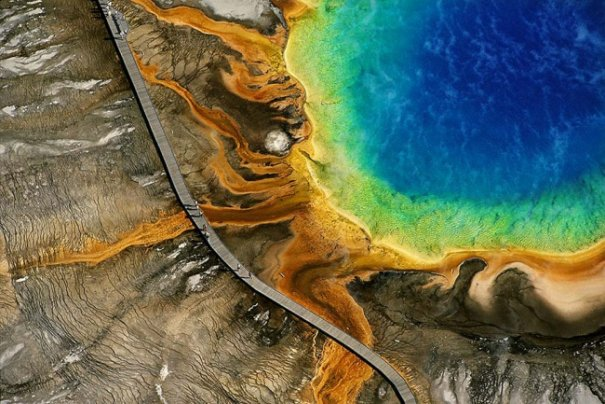 Самые выдающиеся кадры Земли с воздуха на выставке во Франции - №4