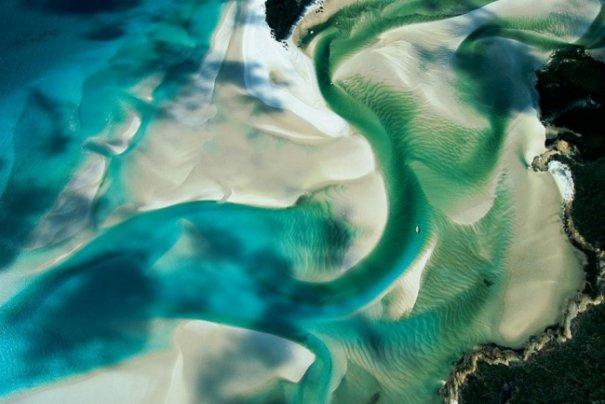 Самые выдающиеся кадры Земли с воздуха на выставке во Франции - №9