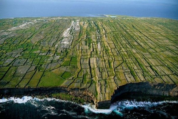 Самые выдающиеся кадры Земли с воздуха на выставке во Франции - №11