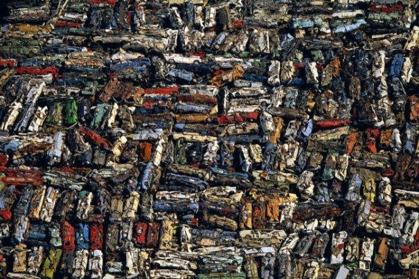 Самые выдающиеся кадры Земли с воздуха на выставке во Франции - №17