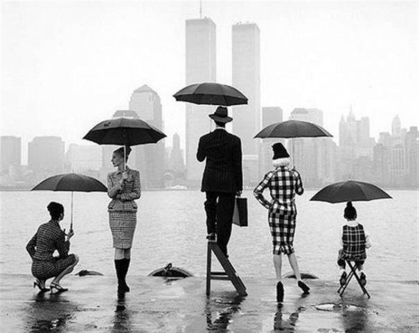 Изящная фото композиция, сюрреализм в черно-белой фотографии - №5