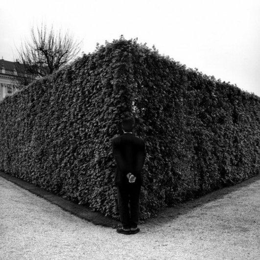 Изящная фото композиция, сюрреализм в черно-белой фотографии - №8