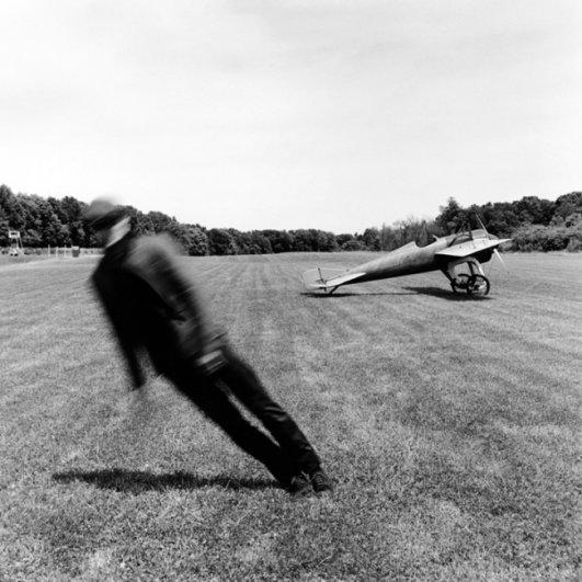 Изящная фото композиция, сюрреализм в черно-белой фотографии - №12