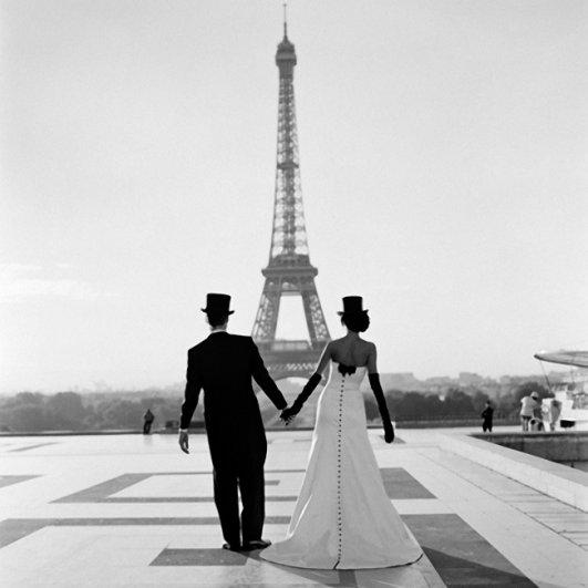 Изящная фото композиция, сюрреализм в черно-белой фотографии - №16