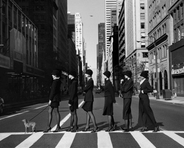 Изящная фото композиция, сюрреализм в черно-белой фотографии - №22