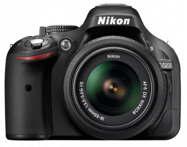 Сравнение фотоаппаратов nikon d7100 nikon d5200