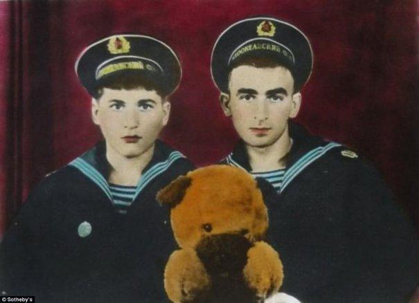 Самые дорогие фото времен СССР - №1