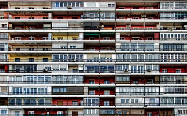 Альфонсо Новилла - креативный подход к съемке архитектуры зданий - №1