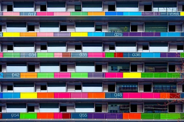 Альфонсо Новилла - креативный подход к съемке архитектуры зданий - №2