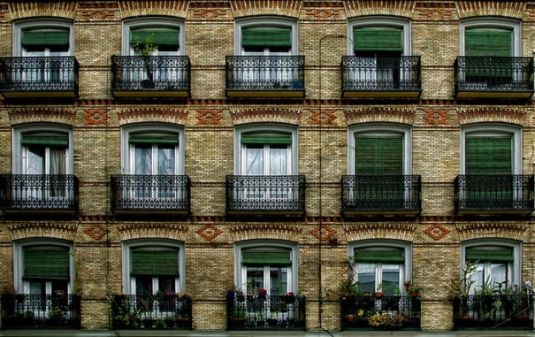 Альфонсо Новилла - креативный подход к съемке архитектуры зданий - №3
