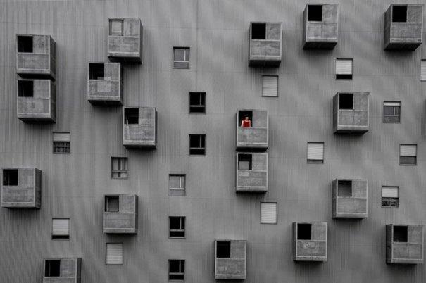 Альфонсо Новилла - креативный подход к съемке архитектуры зданий - №7