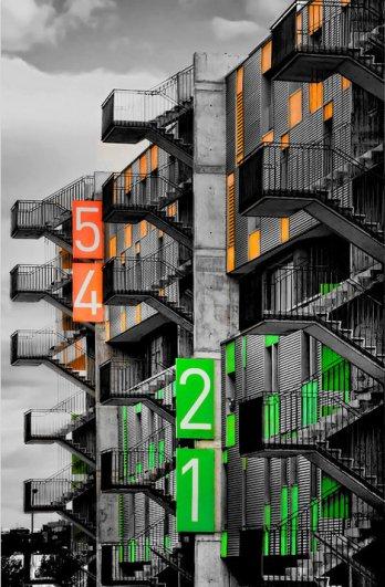 Альфонсо Новилла - креативный подход к съемке архитектуры зданий - №9