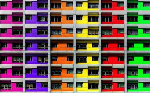 Альфонсо Новилла - креативный подход к съемке архитектуры зданий - №10