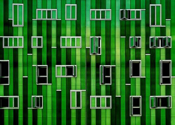 Альфонсо Новилла - креативный подход к съемке архитектуры зданий - №11