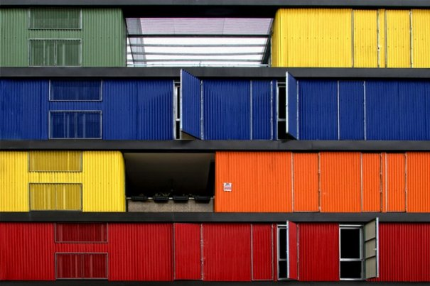 Альфонсо Новилла - креативный подход к съемке архитектуры зданий - №12