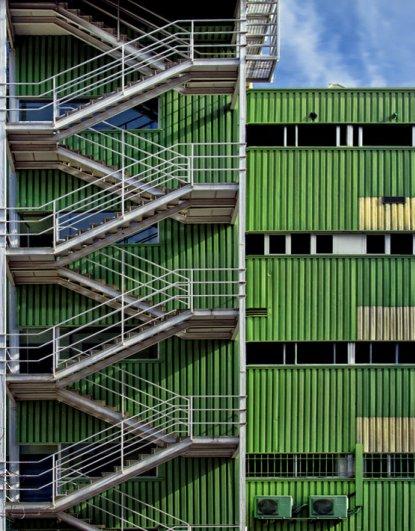Альфонсо Новилла - креативный подход к съемке архитектуры зданий - №13